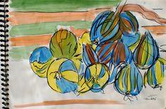 Arte Moderna e Contemporânea: Trança de cebolas