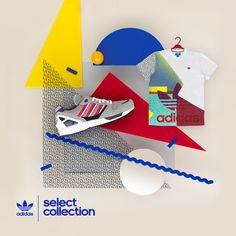 "Adidas Originals Select Collection ""Memphis Group"" | Sneakers Addict™"