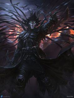 Master-CazCaz: thecyberwolf: Aplibot Card Games Illustrations ...