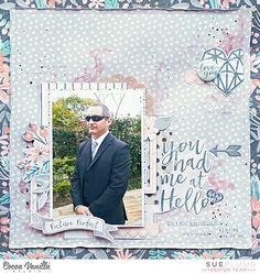 You Had Me At Hello | Cocoa Vanilla Studio | Sue Plumb