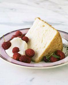 Classic Angel Food Cake Recipe
