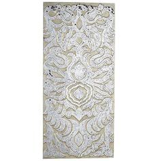 <span class='hide-on-sets'>Turn up the glam factor in your home with this mirrored panel. It would be a fabulous piece of wall art or, displayed horizontally, an inventive substitute for a headboard.</span>