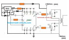 In this post we will comprehensively discuss how to build a 500 watt inverter circuit with an integrated automatic battery charger stage. Transformer Winding, Triangle Wave, Automatic Battery Charger, Power Supply Circuit, Battery Terminal, Electronic Schematics, Sine Wave, Electronic Engineering, Voltage Regulator