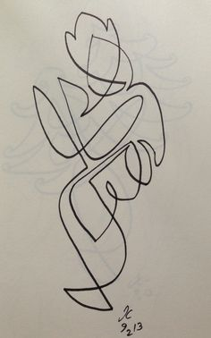 Krishna for today. The one line series.