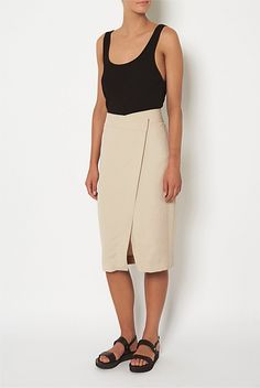 Women's First Edition | Witchery Online - Cosmos Wrap Skirt