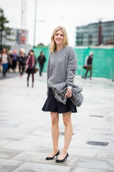 The ultimate easy chic look