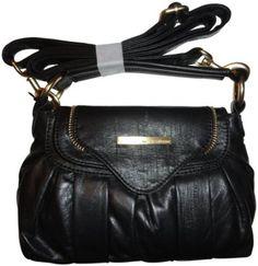 d1404ac580 Amazon.com  Women s Matt By Matt   Nat Purse Handbag Sintra X-body Black   Clothing