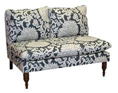 Amazon.com - Skyline Furniture Mavericks Love Seat Loveseat Upholstered in Athens Chocolate Fabric -