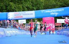 2014 ITU World Triathlon London