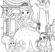 Princess Christmas 08 Coloring Pages Printable And Book To Print For Free Find More Online Kids Adults Of