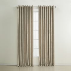 Classic Floral Polyester Energy Saving Curtain   #curtains #decor #homedecor #homeinterior #beige