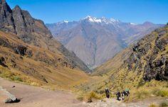 Warmiwanusca Peru   Adventuring with the Incas