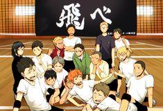 What's up with Narita's legs like are they actually resting on Kinoshita? Manga Haikyuu, Haikyuu Tsukishima, Hinata Shouyou, Haikyuu Fanart, Nishinoya Yuu, Sugawara Koushi, Manga Anime, Anime Boys, Shimizu Kiyoko