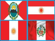 Toma nota: Las banderas que izamos en nuestros hogares no deben portar el escudo nacional en el centro. Solo las de instituciones del Estado.