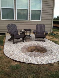 35 Easy DIY Fire Pit Ideas for Backyard Landscaping - Feuerstelle im Garten
