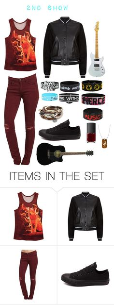 """""""2nd show"""" by vulpixtail on Polyvore featuring art"""