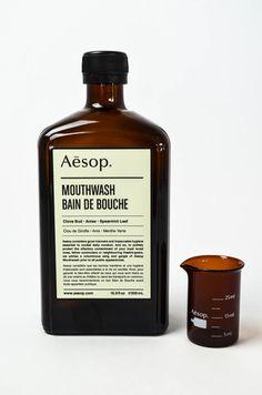 HUB Clothing | Aesop Mouthwash