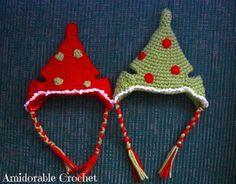 Dog Crochet Hats Free Patterns