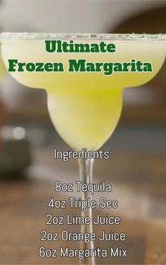 Easy Frozen Magarita Recipe for our Christmas Margarita Party and Ugly xmas Sweater party