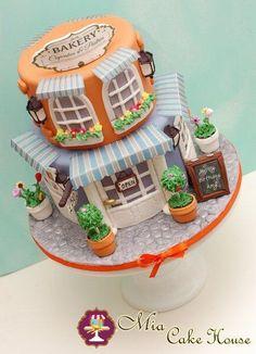 Bakery's cake