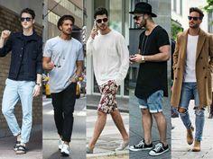 Conheça novo estilo masculino Normcore - Shop4Men