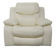 Catalina Leather Swivel Glider Recliner by Catnapper - 4310-5