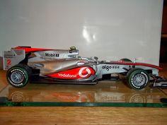 Revell of Germany Formula 1 model kit build