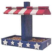 Make a Bird Feeder. Help keep your birds around with this craft. See MakingFriends.com for more.