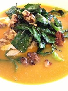 GAPS pumpkin soup