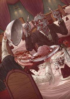 Bon Appetite! by Michal Dziekan