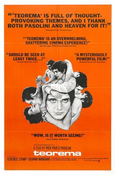 Pier Paolo Pasolini - Teorema #neorealism #director #regista #movie #cinema #pierpaolopasolini #pasolini
