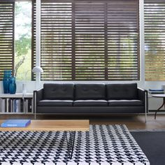 the Classic ANDY settee by Pierre Paulin. Re-introduced fresh for 2016.