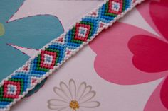 Friendship Bracelet~ Free Pattern