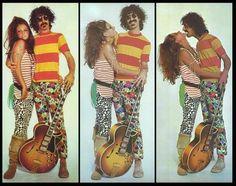 Frank Zappa & Claudia Cardinale (1967)
