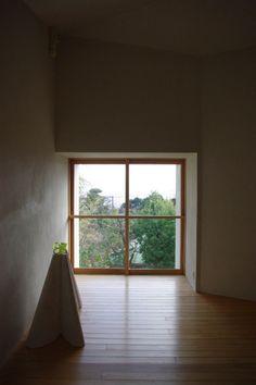 House in Izu-Kougen|伊豆高原の家-窓 堀部安嗣