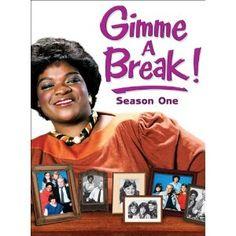 Gimme a Break - Season One (DVD)  http://www.rereq.com/prod.php?p=B000CELOW2  B000CELOW2