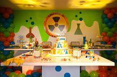 Science Lab Decorations Mad scientists labs decor