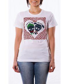 T Shirt Harley Quinn e Joker