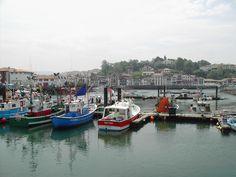 Ciboure port - Ciboure - Wikipedia, la enciclopedia libre Xmas, Aquitaine, The Neighborhood, France, Tourism