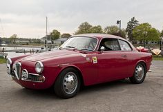 1961 Alfa Romeo Giulietta Sprint
