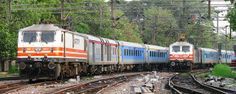 Seeing Double! Race of the kings: Bhopal shatabdi vs Lucknow Shatabdi