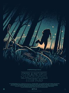 Stranger Things fan art is a gorgeous realm of '80s aesthetics and character…