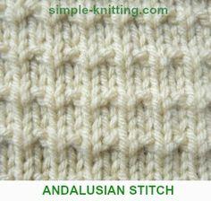 Andalusian Stitch