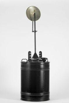Gasometer/Gasómetro via Fundação Museu Nacional Ferroviário FMNF (PT) - Railway/Train National Museum