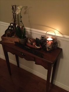 Entryway Tables, Furniture, Home Decor, Homemade Home Decor, Home Furnishings, Decoration Home, Arredamento, Interior Decorating