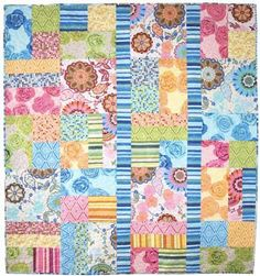 Rag Quilt Pattern - Free Rag Quilt Pattern - Learn How to Make a