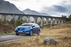 Glenfinnan Viaduct, Scottish Highlands.  http://blog.toyota.co.uk/scotlands-top-film-locations-auris-at-the-movies