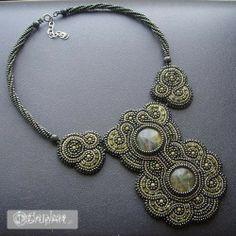 Grupart.pl - Yavanna (naszyjnik) - Biżuteria artystyczna - Naszyjniki
