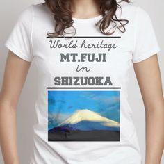 My.Fuji -World heritage- Japan #snaptee #tshirt