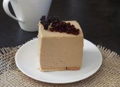 Kawowy sernik na zimno Cheesecake, Pudding, Food, Cheesecake Cake, Meal, Cheesecakes, Essen, Puddings, Cheesecake Bars